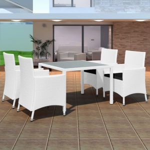 5x Outdoor Dining Set