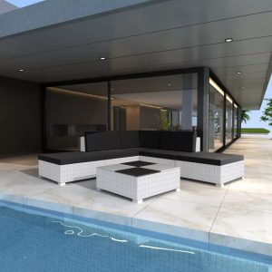 6x Outdoor Lounge