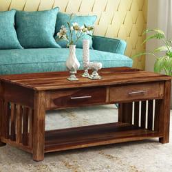 Sheesham Wood Coffee Table